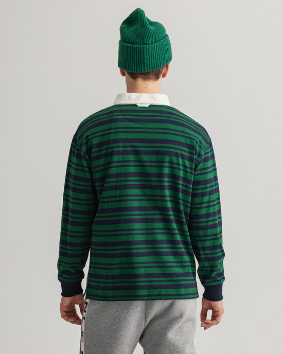 Heavy Rugger World Crest relaxed fit